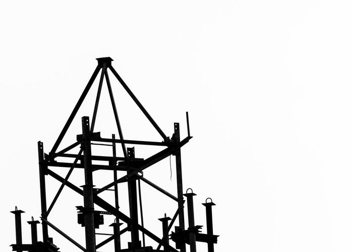 Abstract Photography Nikon Nikon D500 Radiotower Silhouette Urban Geometry Abstract Architecture Blackandwhite Built Structure Development NikonD500 No People Outdoors Photography Tower Urban