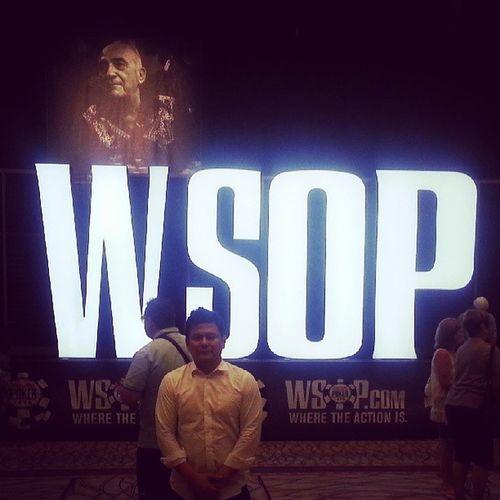 O.o BinhThere WSOP2013 MainEvent Allin Vegas LasVegas nevada iamviet