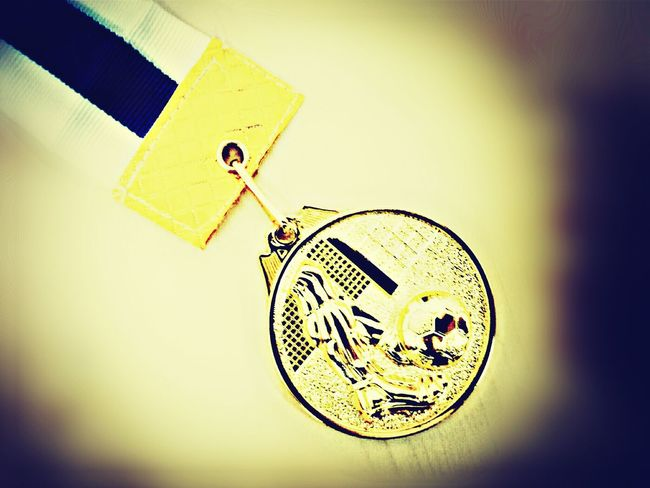 This is my medal