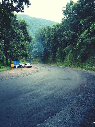 Highway Nature Udupi Mangalore Shiridighat First Eyeem Photo