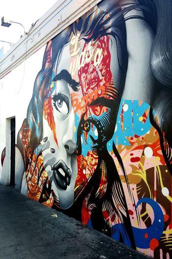 Los Angeles, California Art Artphotography Graffiti Graffitiporn Grafitti Art.