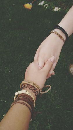 ❤ Bestfriend My Luv  Hands Pale