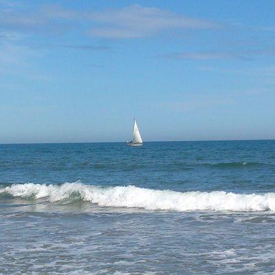 Playa Beach Mar Sea Cielo Sky Blue Azul Azul Felíz día del Padre!!