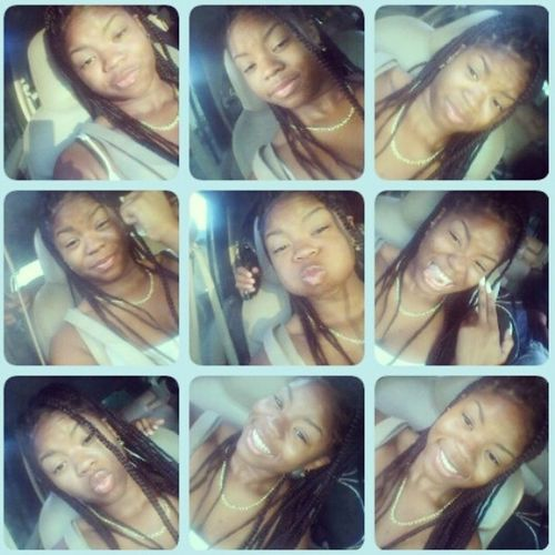 Many DIFFERENT FACES!!! LOL