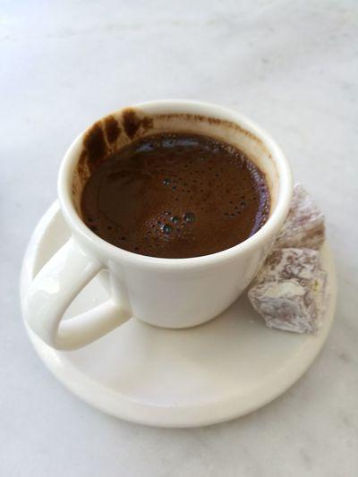 Coffee - Drink No People Coffee Cup Turkey Türkiye Anatolia Turkishcaffe Türkkahvesi Kayseri