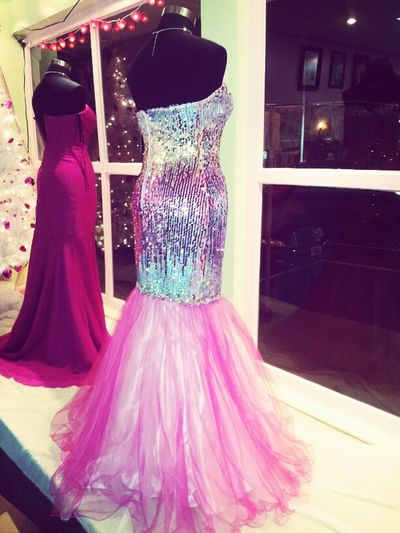 idk if I want this dress. #don't have a prom date yet anyways.