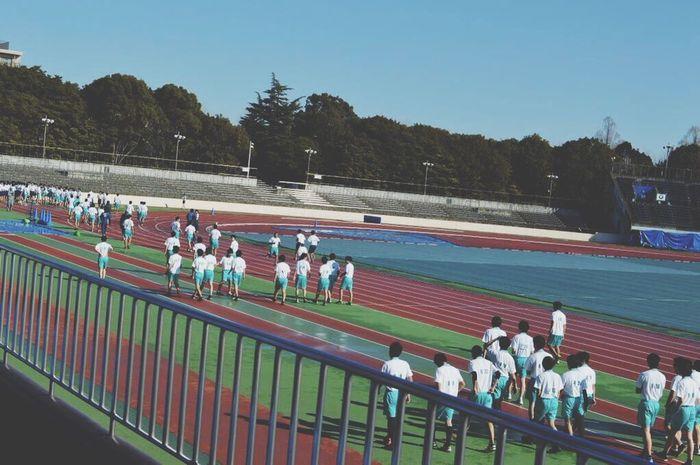 高校最後のマラソン大会。 青春 マラソン大会