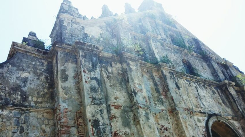 Paoay Church Eyeem Philippines Old Church