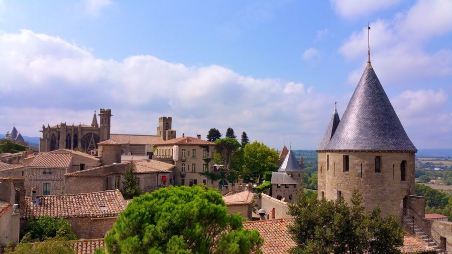Carcassone Carcassonne Castle Castello Landscape Landscape_photography Travel Photography Travel Francia