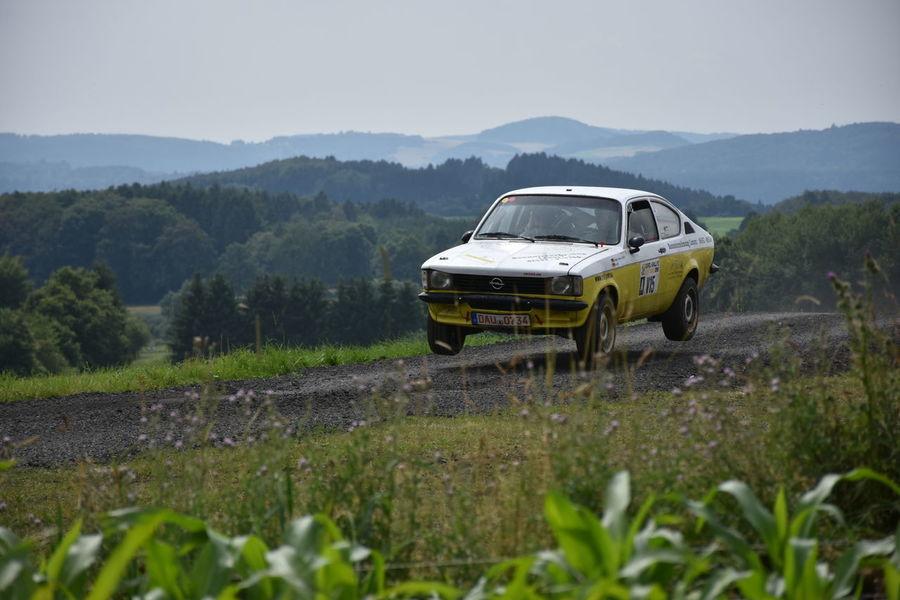 Car Land Vehicle Landscape Opel Kadett Outdoors Rallye Rallye Car Scenics Transportation