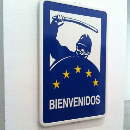 Cercanías - Rogelio López Cuenca Sign Pictogram Señal