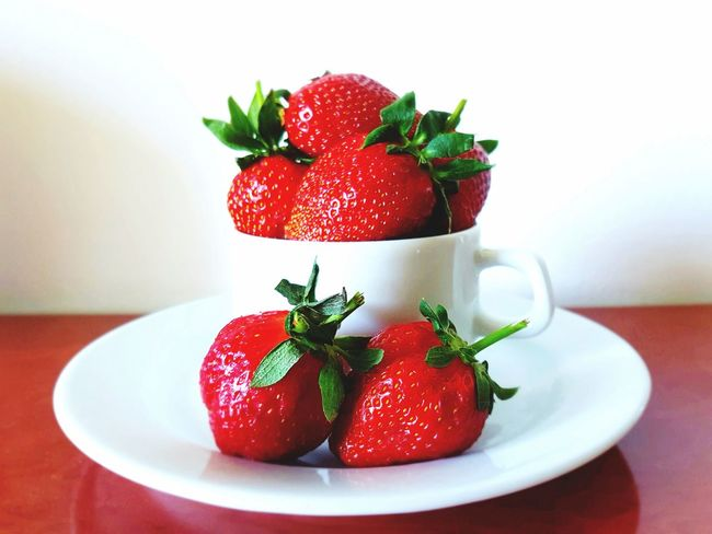 Strawberry Food Stories Strawberry Red Fruit Berry Fruit Sweet Food Dessert Food And Drink Food Frozen Food