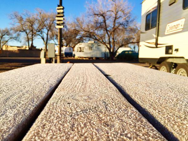 Albuquerque Travel Trailer Frost Coleman