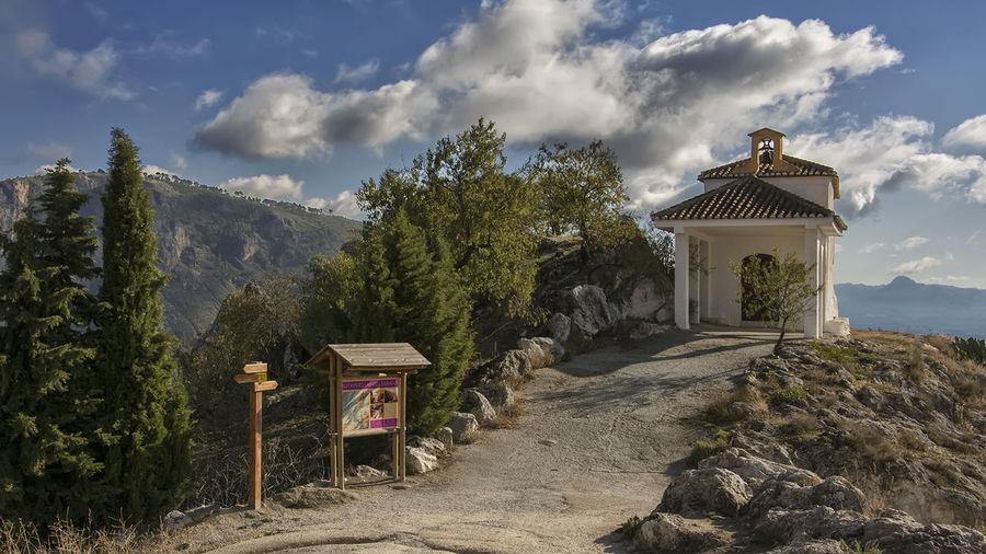 Architecture Beauty In Nature Ermita De San Anton Nature Religion Tranquility