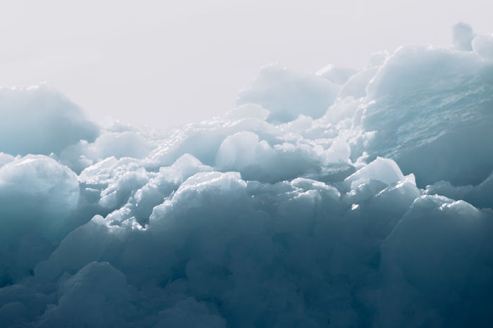 Cloud - Sky Beauty In Nature Scenics - Nature Sky Tranquility Cloudscape Tranquil Scene Nature No People Day Idyllic White Color Backgrounds Outdoors Sunlight Fluffy Overcast Aerial View Softness Above Meteorology Iceberg