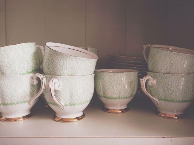 Vintage Teacups