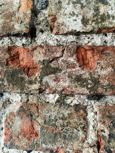 Brick Built Structure Wall - Building Feature Architecture Old Weathered Textured  Brick Wall Building Exterior Day Rough Full Frame Close-up Backgrounds Outdoors