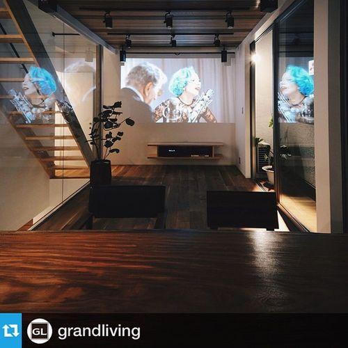 #Repost from grandliving GrandLiving #grandliving#注文住宅#大阪#新築#建築#家具#狭小#architecture#furniture#interior#羽曳野#japan#osaka#home#house#garden