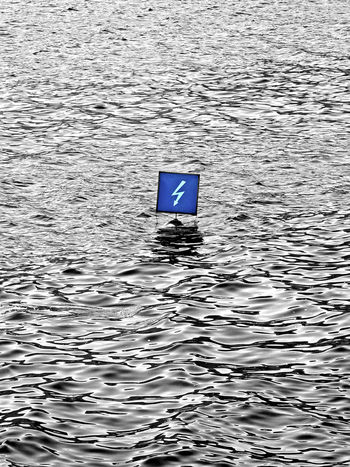 Electric Sea Check This Out Lake Water Blue Miracle Riddle Funny Colorsplash Flash