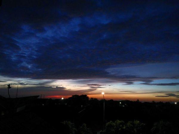 sunrise #Sunrise Dramatic Sky Sunset Cloud - Sky Night No People Outdoors Tree