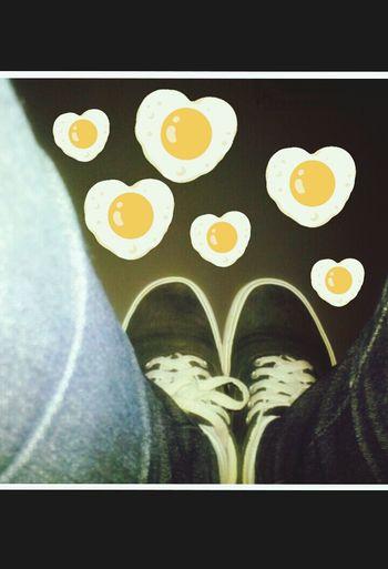 Portrait U.u Hahaha Yes, I love egg fried. Problems?
