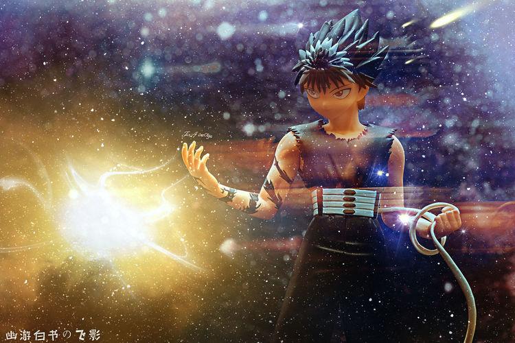 Still Portrait Creativity Youyouhakushou Animation Hiei