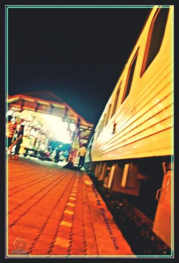 Hua-Hin Railwaystation