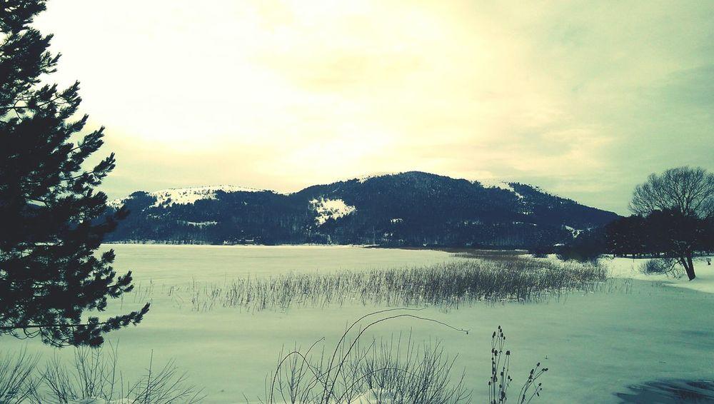 Abant Abantgölü Abant Lake