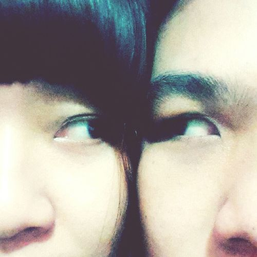 We stop finding perfect person.. but thanks God we have each other with perfect story..