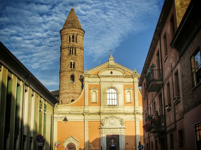 Ravenna, Italy Take Me To Church Discover Your City The EyeEm Facebook Cover Challenge Walking Around