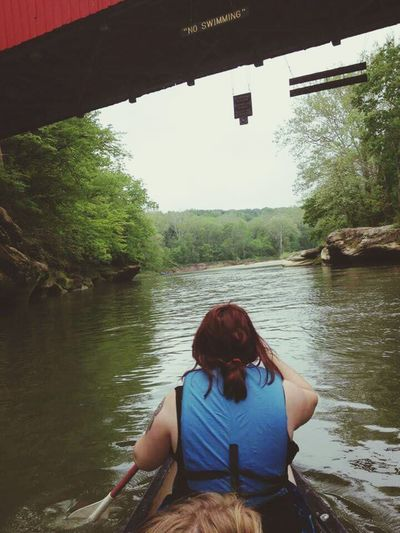 Canoeing Camping Adventure Camping Adventure Sugarcreek Indiana TurkeyRun