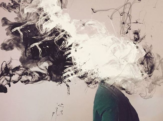 Dispersion using Photoshop CS6. Photography Photo Photoshop Dispersion Cs6 Smoke Smokeeffect Blackandwhite Graphicdesign Graphics