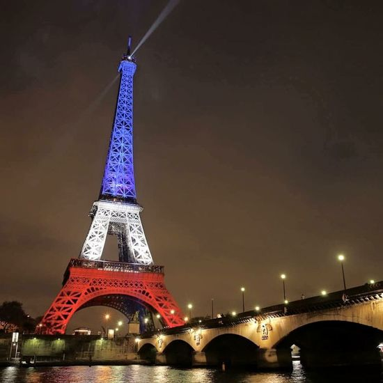 Paris is magic Paris France Flag Unity Proud