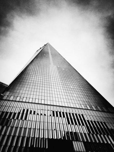 Last fall Urban Geometry Urbanphotography Streetphotography Eye4photography  NYC Photography Freedom Tower Monochrome Blackwhite Blackandwhite Photography Blackandwhite