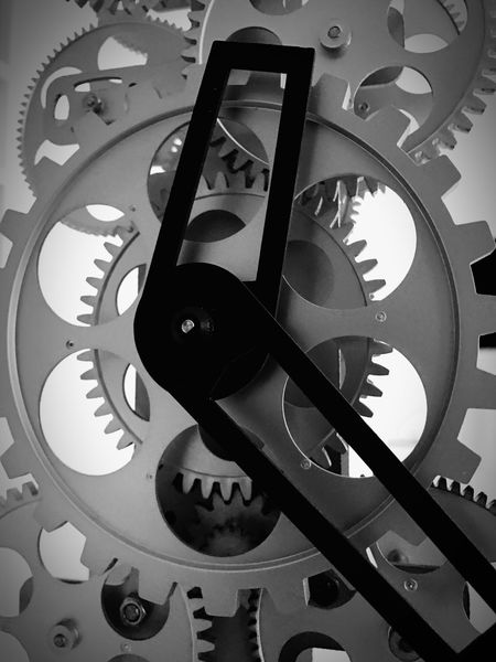 Time Clock Metal Close-up Gear Clock Face No People Hour Hand Minute Hand Clockworks EyeEm Best Shots EyeEmBestPics EyeEm Architecture Design Clockwise Blackandwhite Black And White Black & White Blackandwhite Photography Black And White Photography Black&white Blackandwhitephotography Black And White Collection  EyeEm Gallery EyeEmNewHere