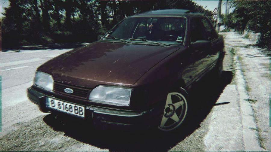I <3 Ford Car