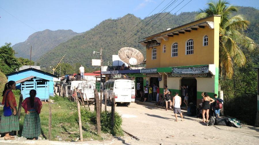 Roadstop Inthemountains Culturecrawl Guatemala Grande