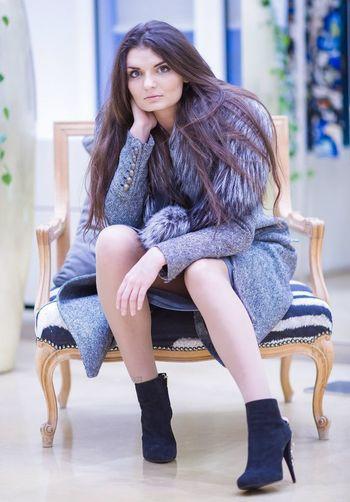 That's Me RobertoCavalli Beauty Model Fashion Russian Girl
