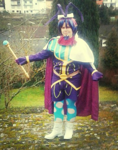 Mein schwierigstes Cosplay. Mephisto Pheles aus Ao No Exorcist Episode 25 ^^ Mephisto & Faust