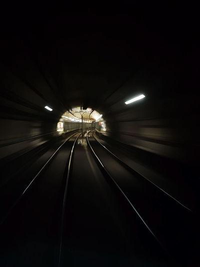 Dark Subway