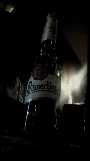 Pilsner Urquell Relaxing Listening To Music In Bolero