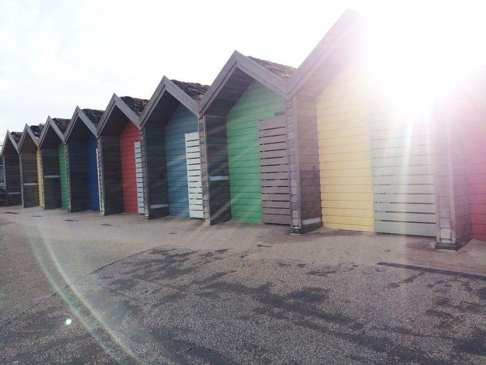 Blyth Beach Colours