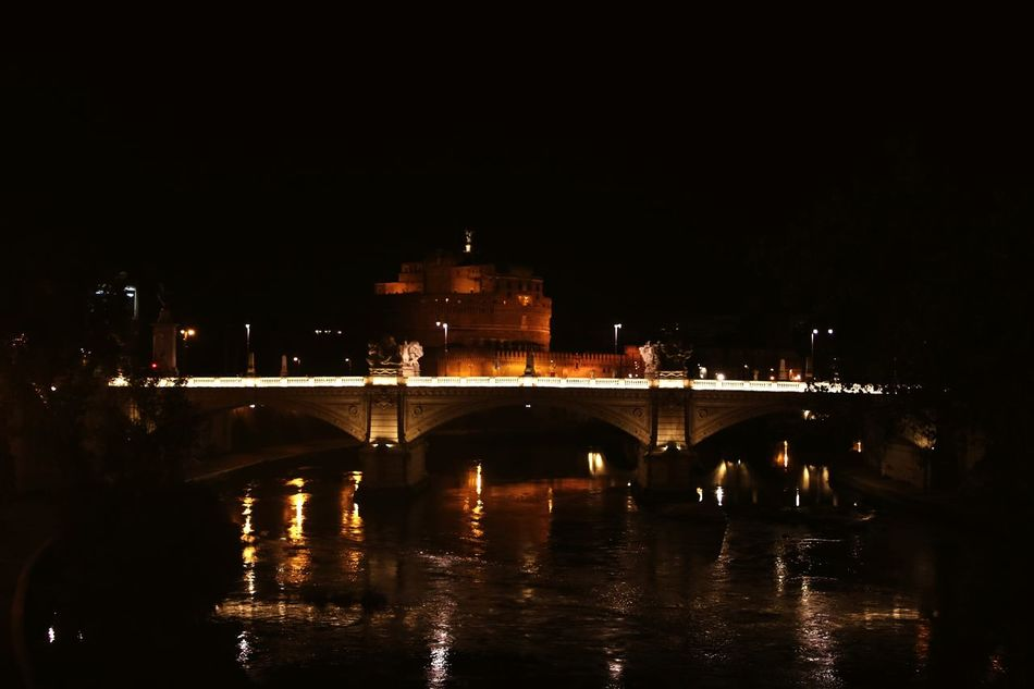 Castel Sant'Angelo Italy Rome Castello Castel Sant'Angelo Roman Culture Taking Photos Enjoying Life Vacations Roma Check This Out Travel Photography
