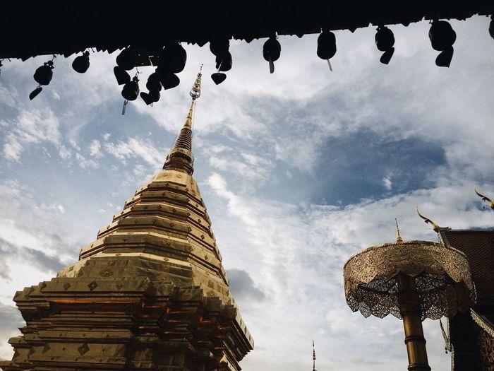 Life Temple Asian