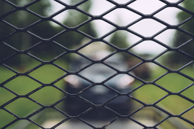 Backgrounds Blurred Background Cage Campground Close Up Pattern Selective Focus Selective Focusing