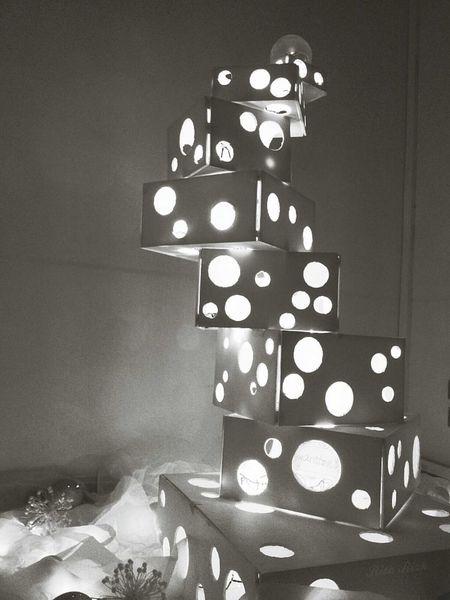 Erga Group Shapes Christmas Tree Interior Design Department Merry Christmas!