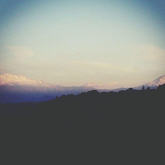 """""""nada es nuestro"""" Popocatepetl Iztlacihuatl  Mexico Frio Biutiful Cold Relaxing"""