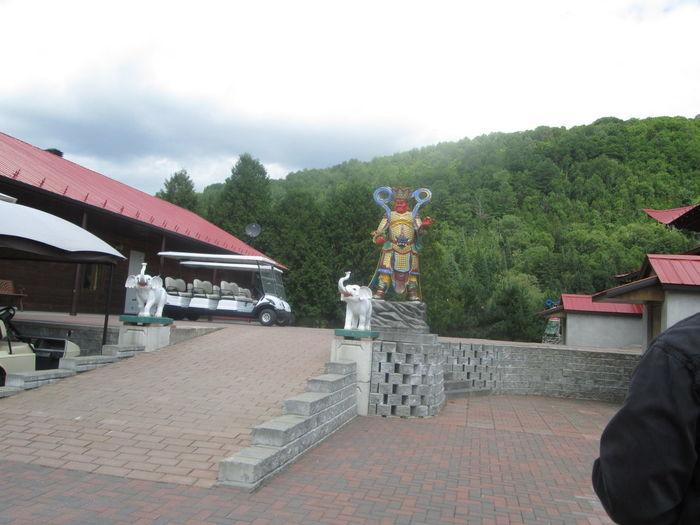 Monastère Bouddhiste D'Harrington, Qc