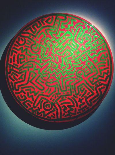 Geometry Art Keith Haring