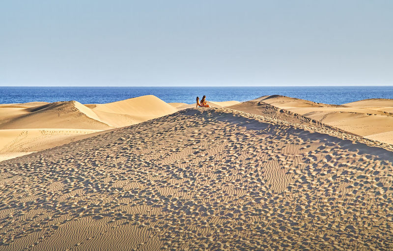 Dunes Maspalomas Gran Canaria Spain Gran Canaria Maspalomas Adults Only Beach Beauty In Nature Day Dunes De Maspalomas Full Length Horizon Over Water Men Nature One Man Only One Person Only Men Outdoors People Sand Sand Dune Scenics Sea Sky Standing Vacations Water Young Adult